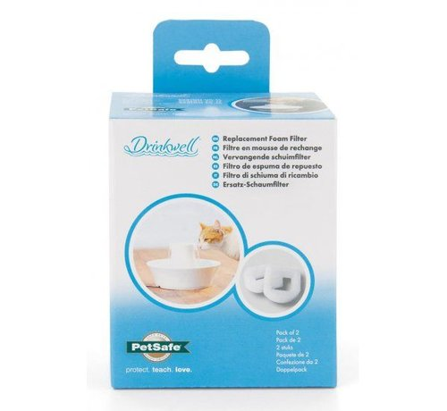 Petsafe Foam Filter for Drinkwell Pet Fountain