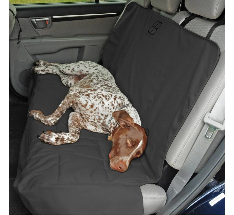 Dog Blanket for rear seat XL Anthracite