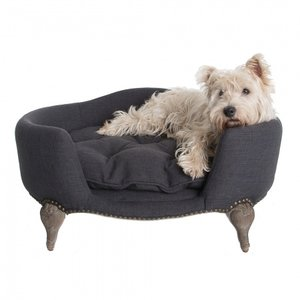 Lord Lou Hondenmand Antoinette Anthracite Grey
