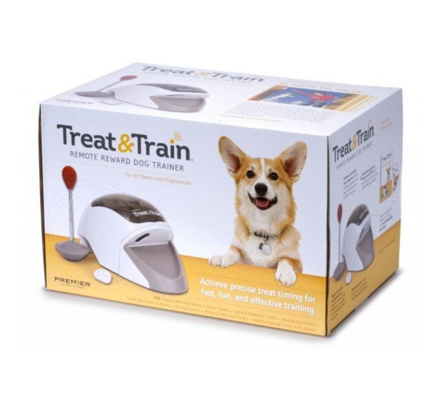 Hondentrainer Treat & Train ®