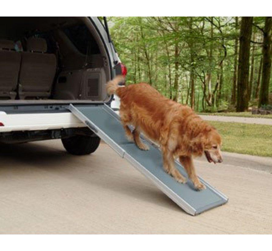Hondenloopplank Petramp de luxe