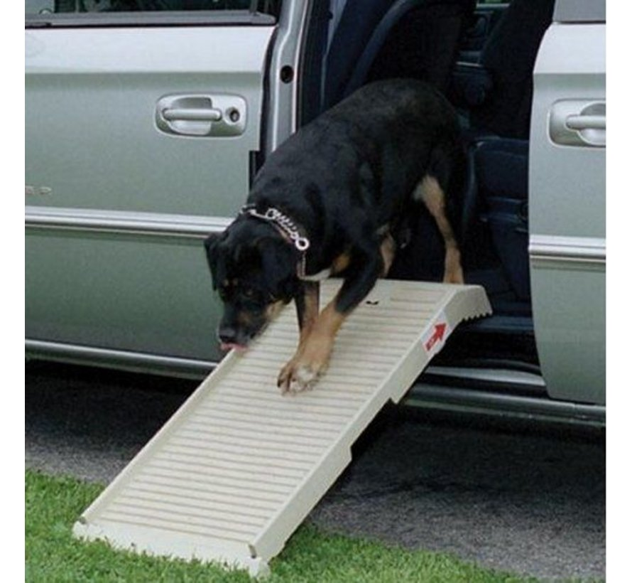 Pet ramp Half Step