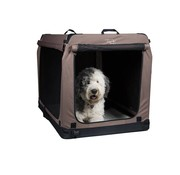 TrendPet Foldable Dog Crate TPX Soft Bench