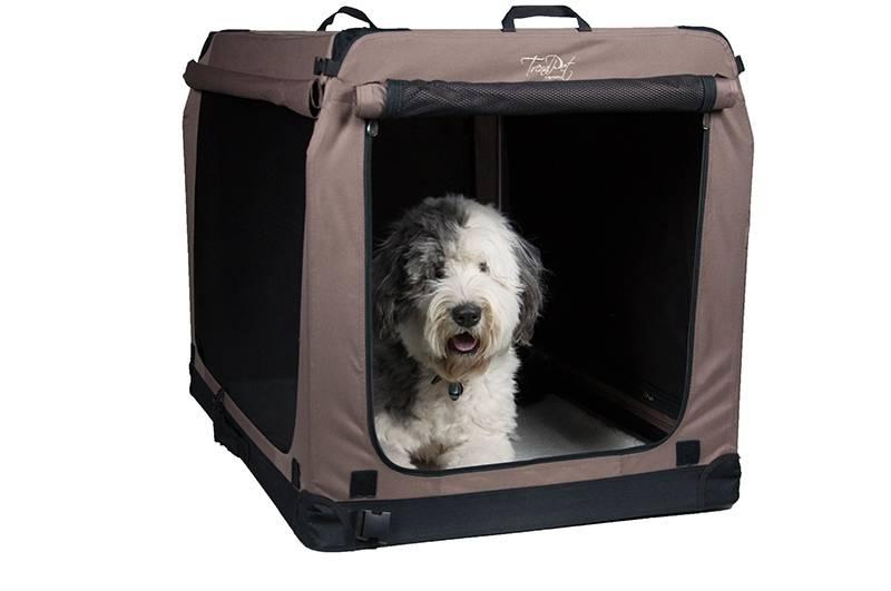 Reisbench Hond TPX Soft Bench