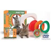 Litter Kwitter Toilet training system for cats