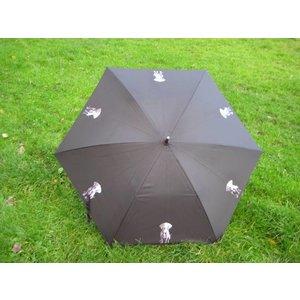 Petsonline Paraplu met hondenprint