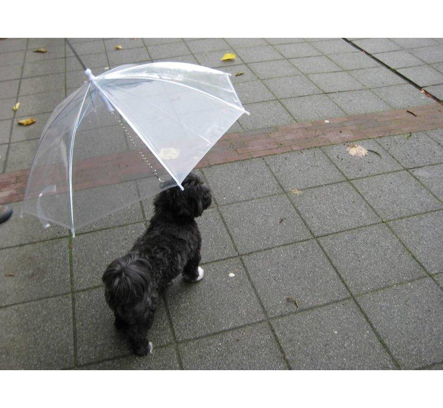 Hondenparaplu
