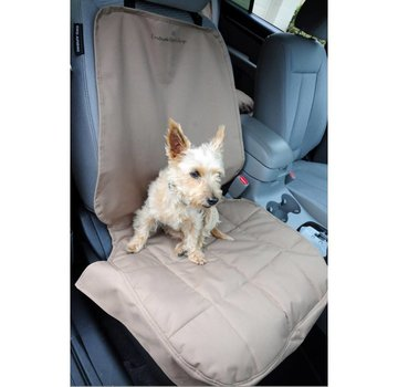 Petego Dog Blanket for the front seat Gray