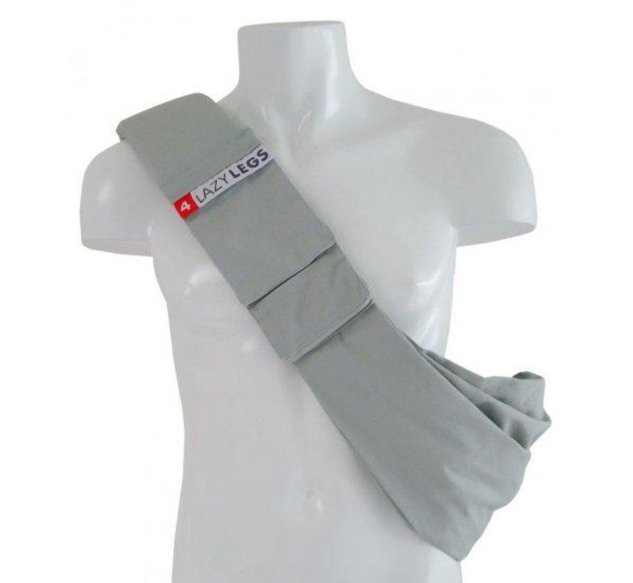 Pet Carrier Bag Gray XS