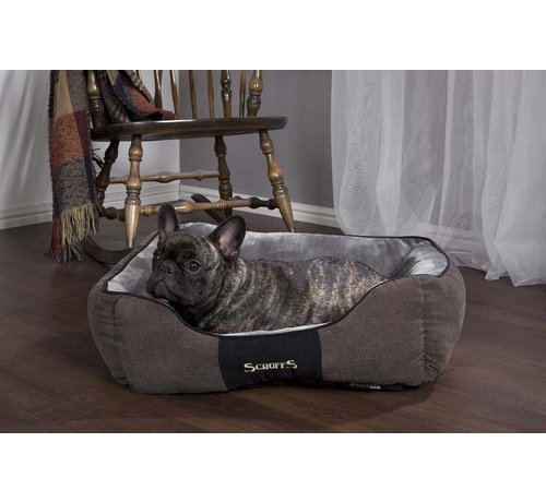 Scruffs Chester Dog Bed Graphite