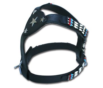 Doxtasy Dog Harness Cheyenne Star in the Sky