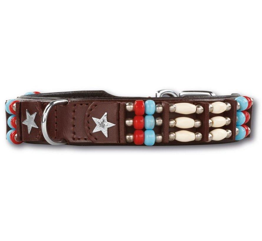 Dog Collar Cheyenne Star in the Sky 25mm