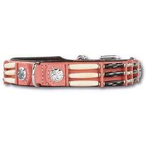 Doxtasy Dog Collar Pink Eagle 25mm