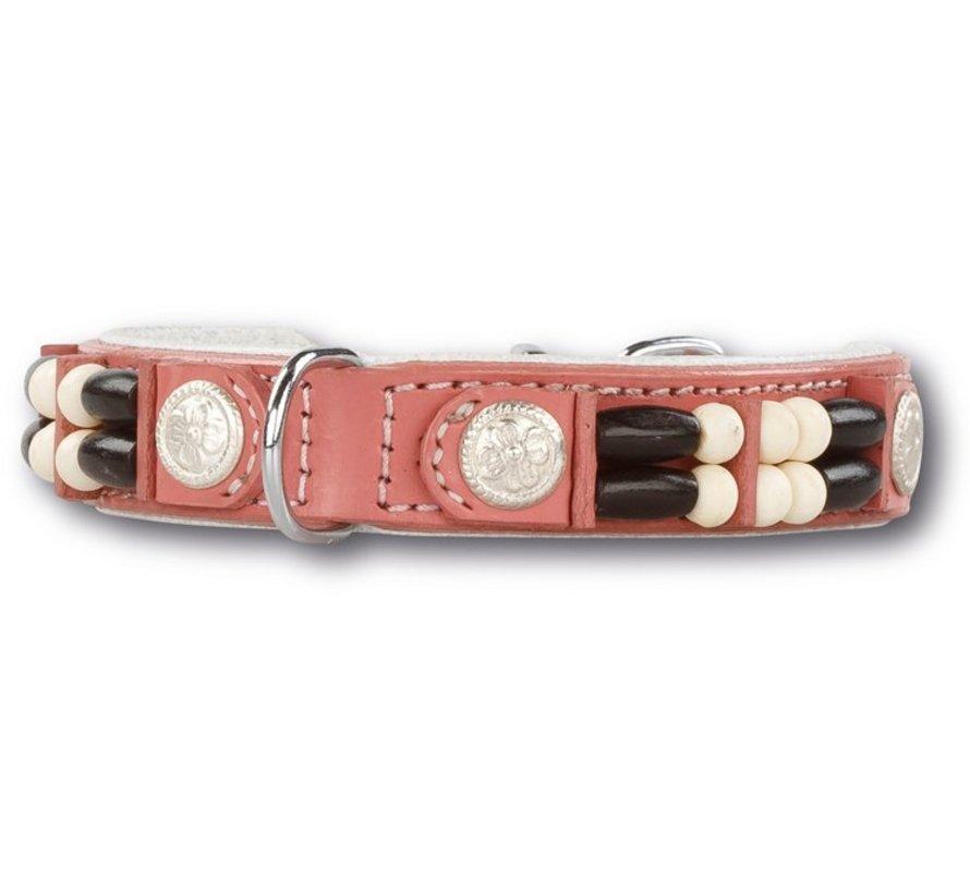 Dog Collar Pink Eagle 15mm