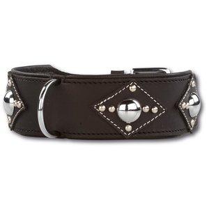 Doxtasy Dog Collar Ruff Chic Black