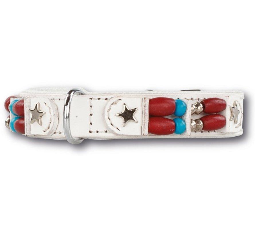 Dog collar White Hawk 15mm