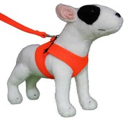 Doxtasy Comfy Dog Harness Mesh Fluo Orange