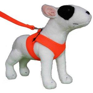 Doxtasy Comfy Dog Harness Mesh Fluo Orange