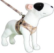 Doxtasy Comfy Dog Harness Scottish Beige