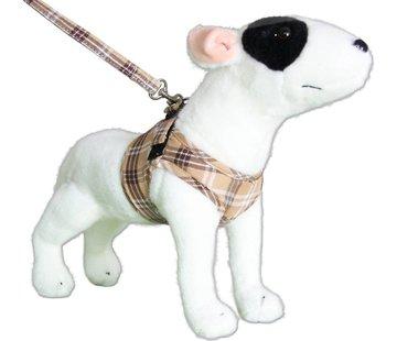 Doxtasy Comfy Dog Harness Scottish Beige