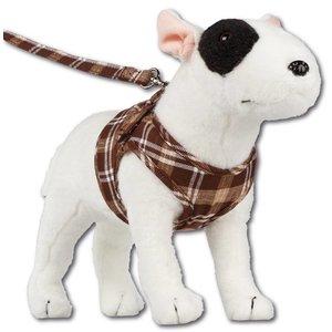 Doxtasy Comfy Dog Harness Scottish Brown