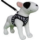 Doxtasy Comfy Dog Harness Zebra