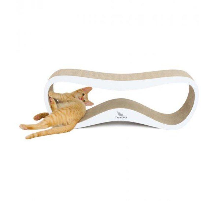 Cat Scratcher LUI White
