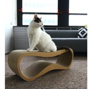 MyKotty Cat Scratcher LUI Brown