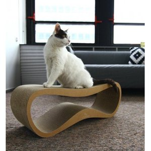 MyKotty Cat Scratcher LUI Brown