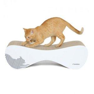 MyKotty Cat Scratcher VIGO White