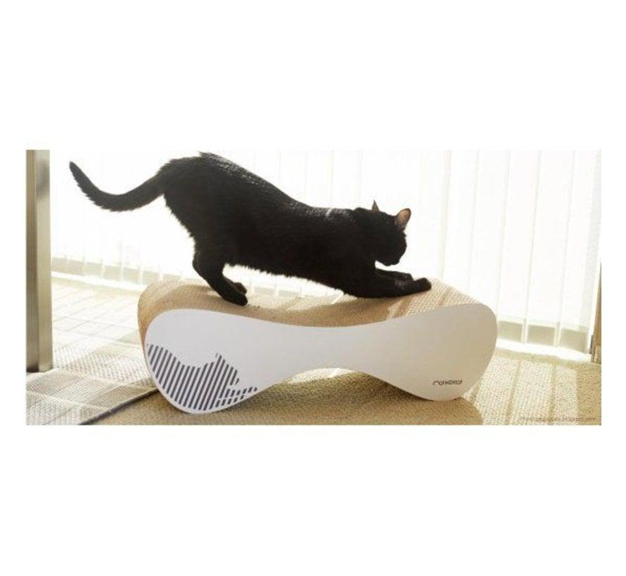 Cat Scratcher VIGO White