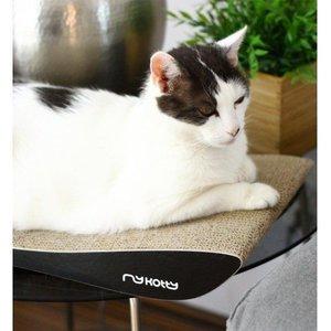 MyKotty Cat Scratcher TOBI Black