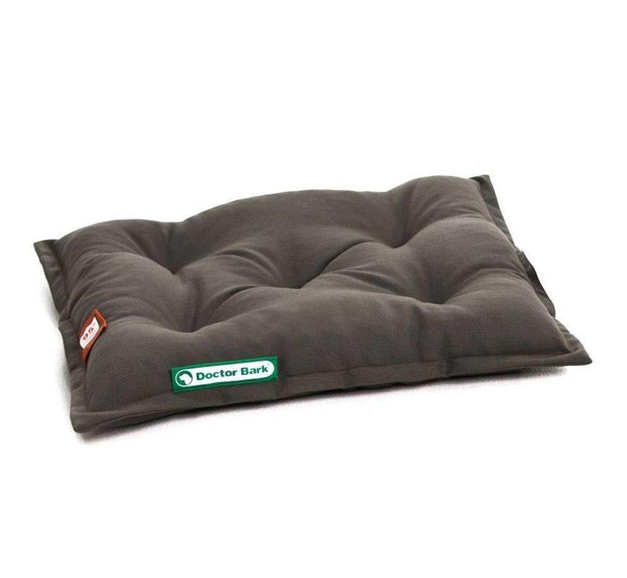 Orthopedic Dog Cushion Mouse Grey