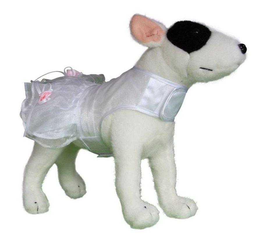 Honden trouwjurk