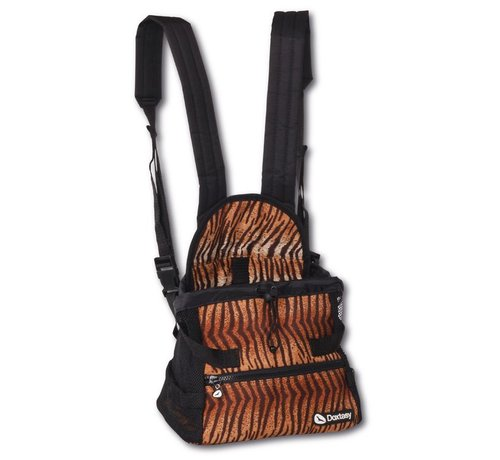 Doxtasy Belly Pet Carrier Tiger