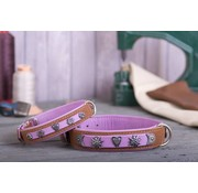 Maul Dog Collar Sissi Pink