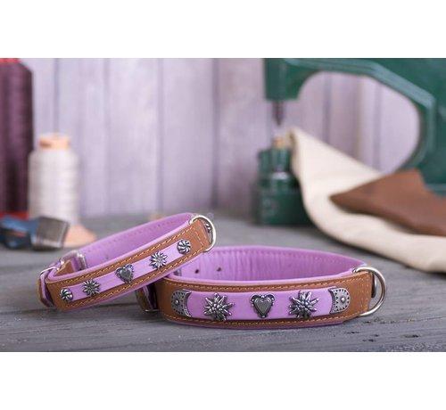 Maul Dog Collar Sissi Pink