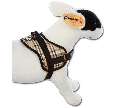 Doxtasy Survival dog harness Scottish Beige