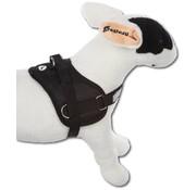Doxtasy Survival Dog Harness Black