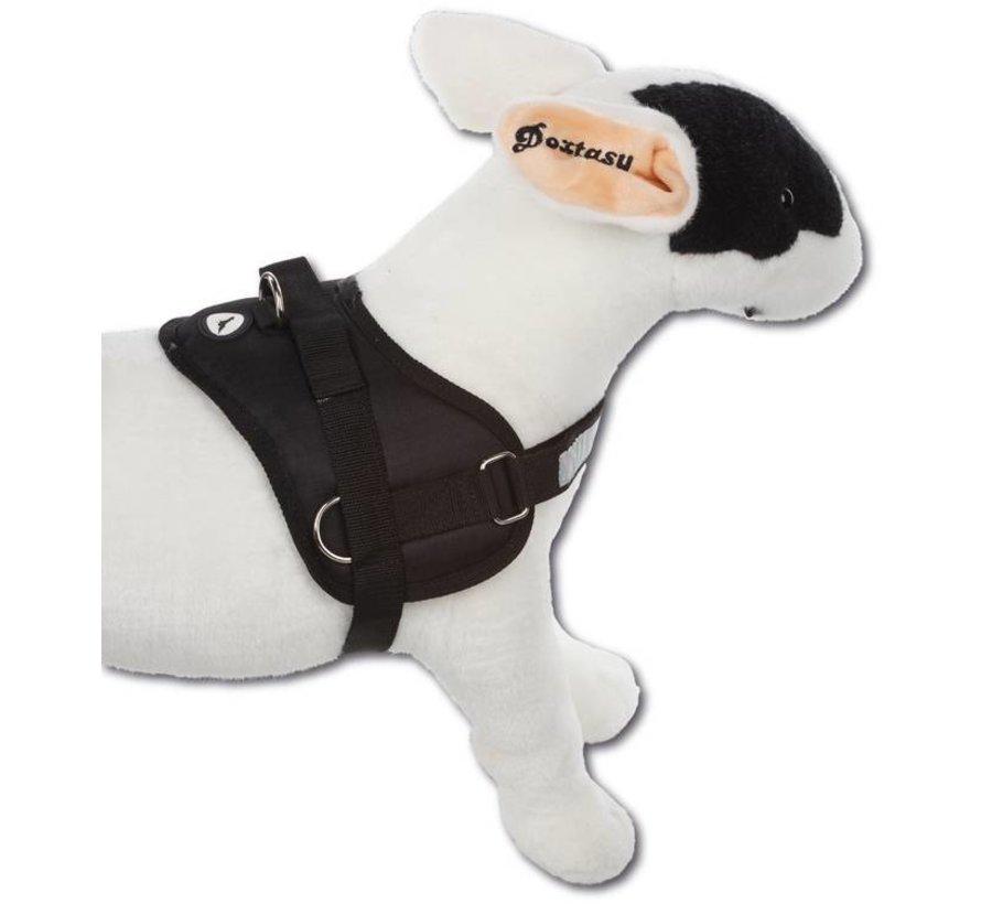Survival Dog Harness Black