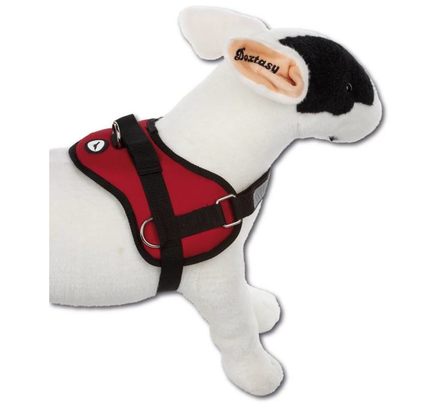 Survival Dog Harness Red