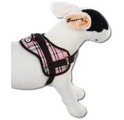Doxtasy Hondentuig Survival harness Scottish Pink