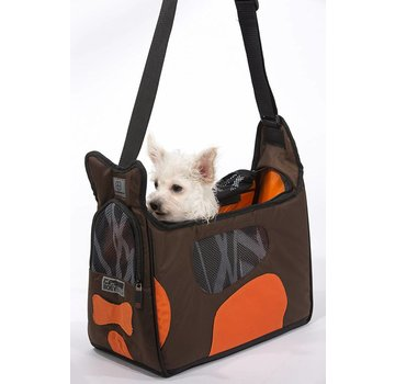 Petego Hondendraagtas schouder Boby Bag Pet Carrier