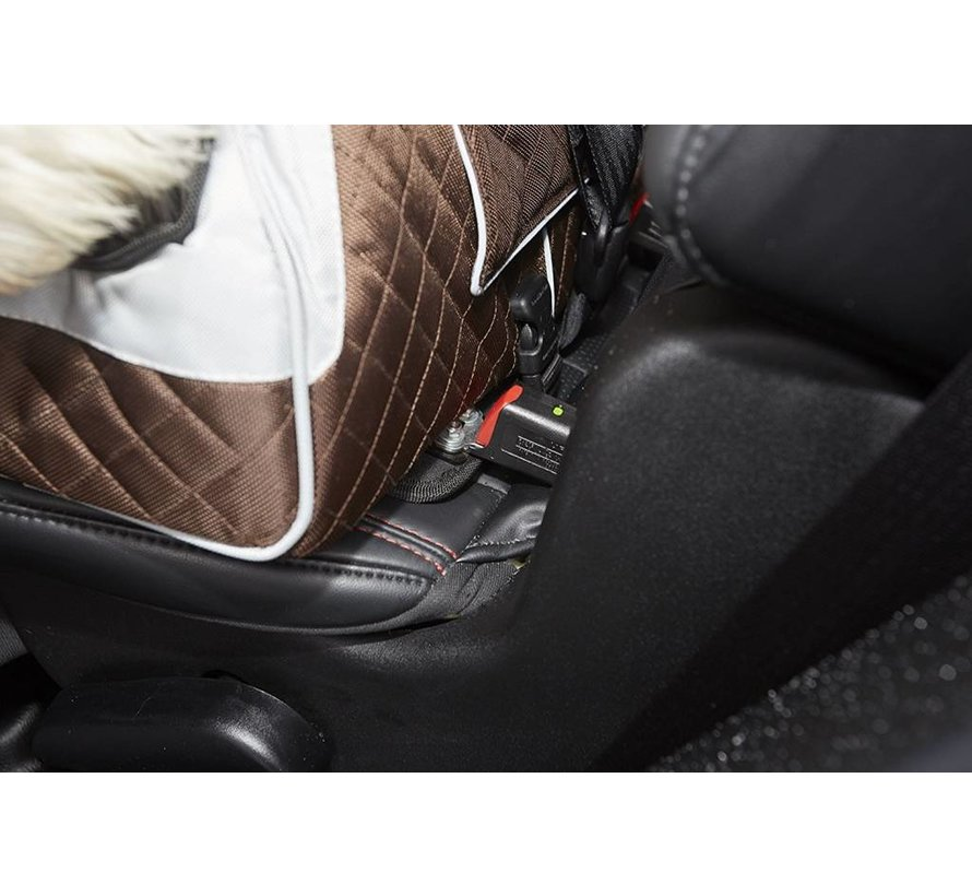 Isofix Latch Connection for the Jet Set Forma