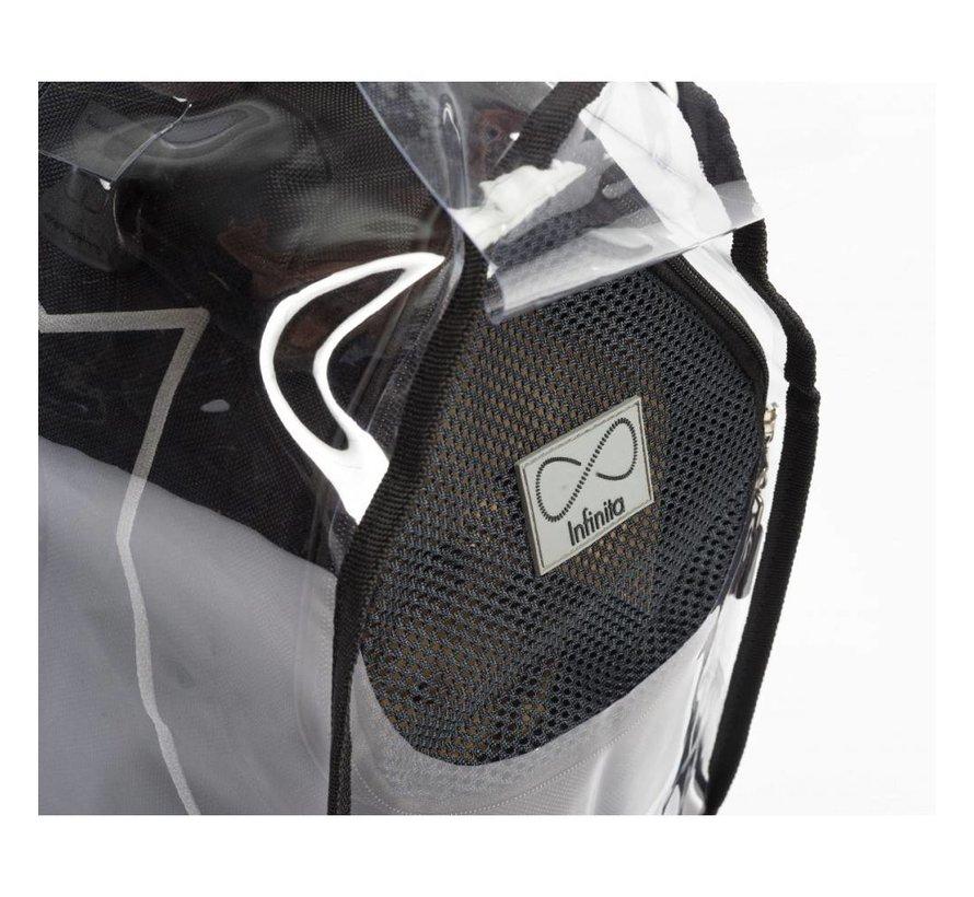 Regenhoes voor USB & Infinita draagtas