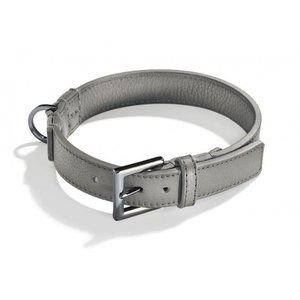Schröders Hund Dog Collar Chic Grey