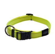 Rogz Dog Collar Utility Yellow