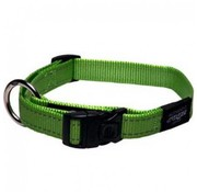 Rogz Dog Collar Utility Lime