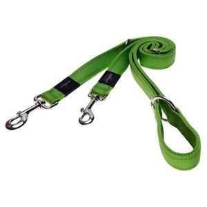 Rogz Dog Leash Utility Multi Purpose Lime