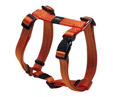 Rogz Dog Harness Utility Orange
